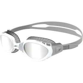 speedo Futura Biofuse Mirror Flexiseal Gafas, gris